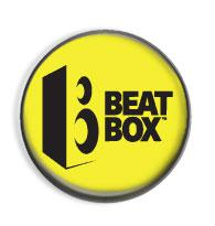 Beat box - button