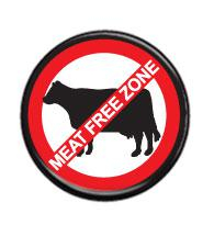 Meat free zone 4 - placka