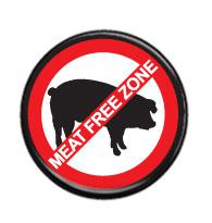 Meat free zone 3 - placka